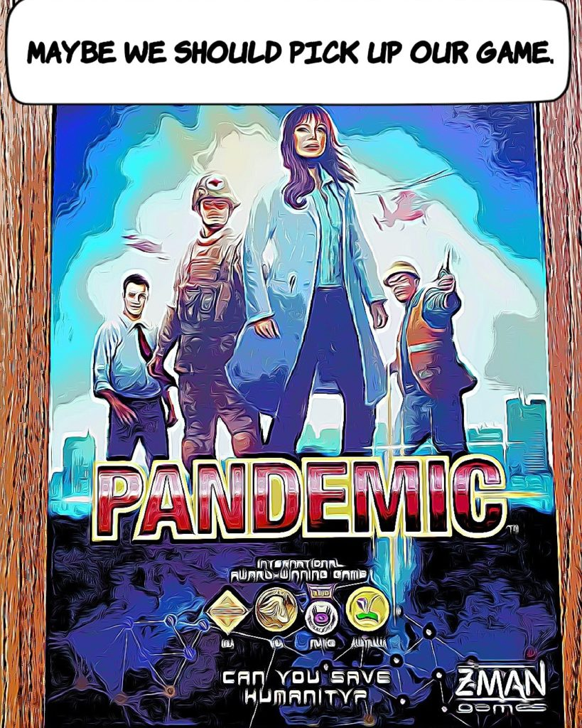 Page 119, Pandemic